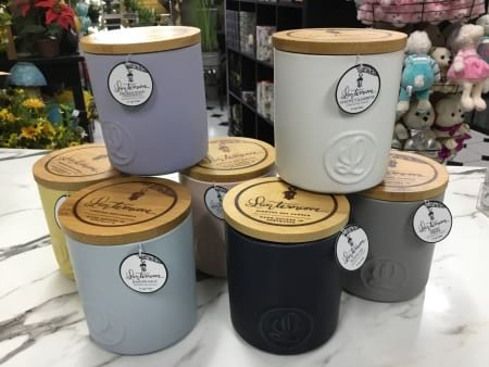 Lanterncove luxury scented soy candles