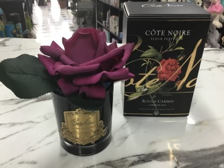 cote noire perfumed natural touch rose