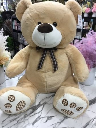 Nandi family bear extra large teddy 70 centimetres sitting height