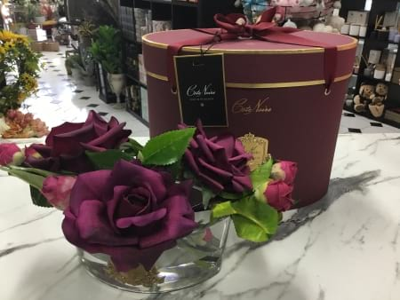 cote noire limited edition fragranced rose carmine red